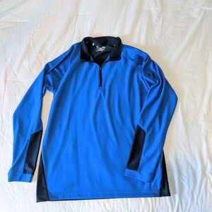 Under armour quarter zip heatgear